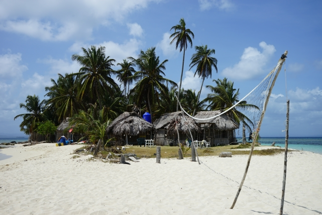 Isla Coco Blanco, San Blas
